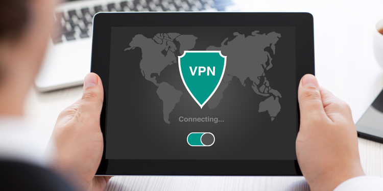 Download with VPN