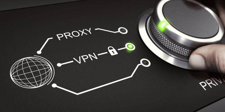 Proxy-server vs VPN