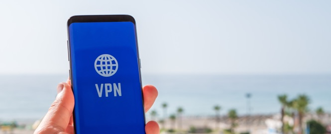 VPN on travel