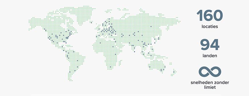 ExpressVPN review server locaties