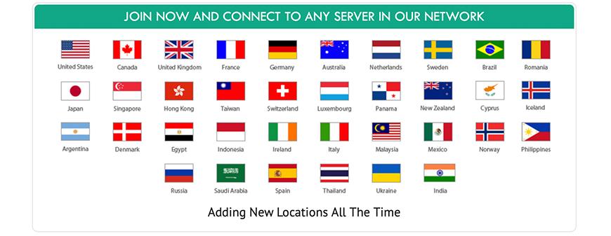 Iron Socket review server locaties