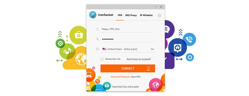 IronSocket review windows applicatie