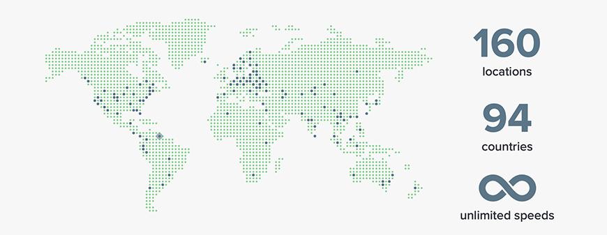 ExpressVPN review server locations