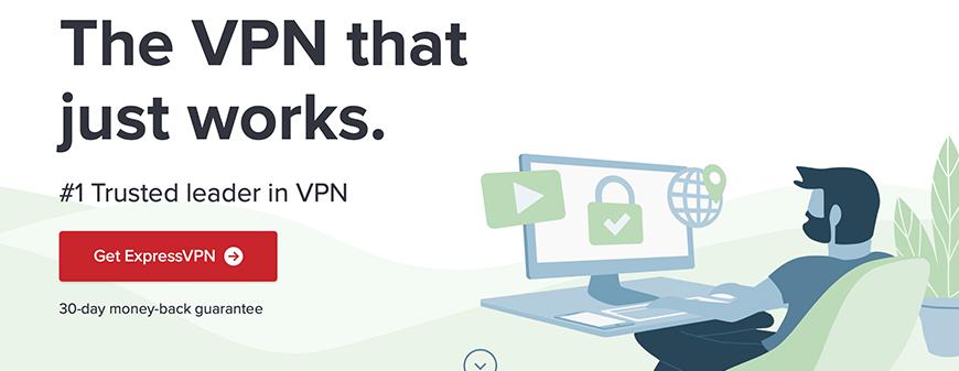 ExpressVPN review website